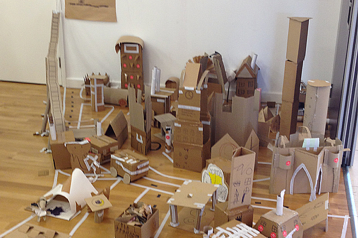 Fantastical Cities Children's Workshop