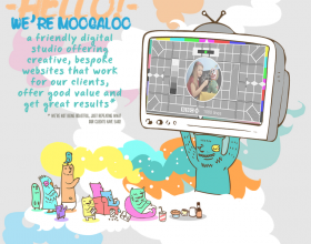 Christmas, Competitions and a new website from Moogaloo
